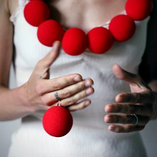 Clown jewellery - shooting
