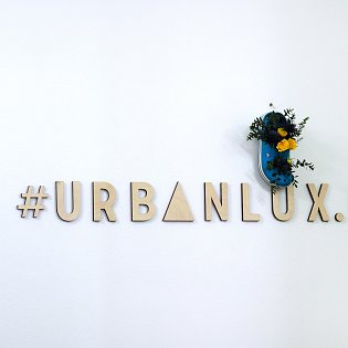 URB▲NLUX - bloggers day
